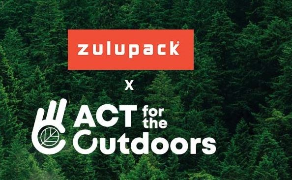 Zulupack x OSV : Act for Outdoors Zulupack
