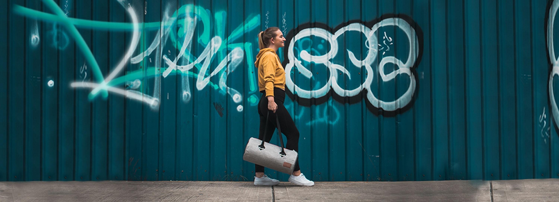 URBAN BAGS - waterproof backpack